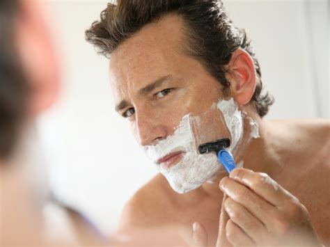 men who shave the biggest shaving mistake a man can make business insider