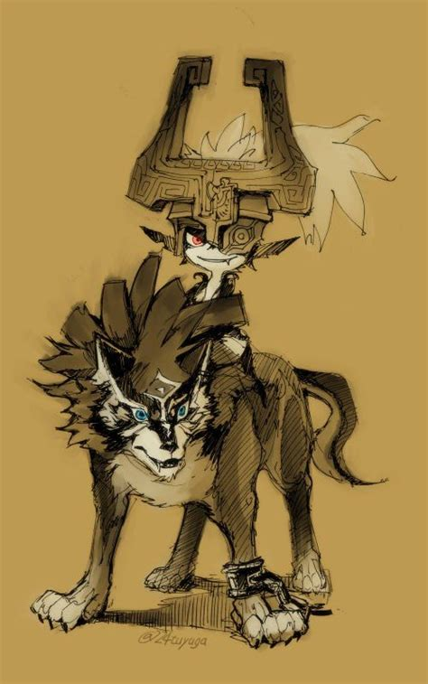 And Wolf Twilight Princess D0291 464 best images about wolf link midna on legends wolves and wiiu