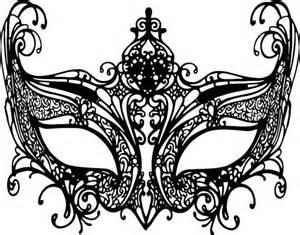 black owl masquerade mask mardi gras clipart png jpg digital
