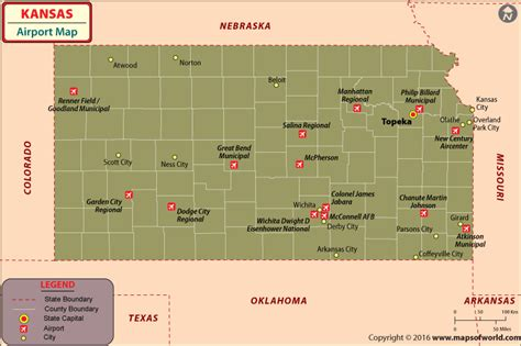 missouri map airports image gallery kansas airport