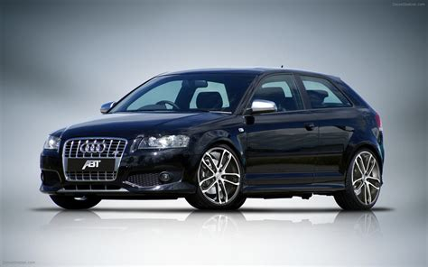 Audi S3 Diesel by Abt Audi S3 2007 Widescreen Car Wallpapers 02 Of 6