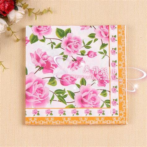 Decoupage Napkins Buy - buy paper napkins for decoupage