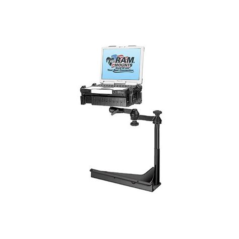 truck laptop mount ram mount semi truck with sears seating atlas series chair