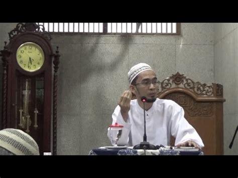 biografi ust adi hidayat ustaz fathul bari daurah hadis 40 imam nawawi part 1 14