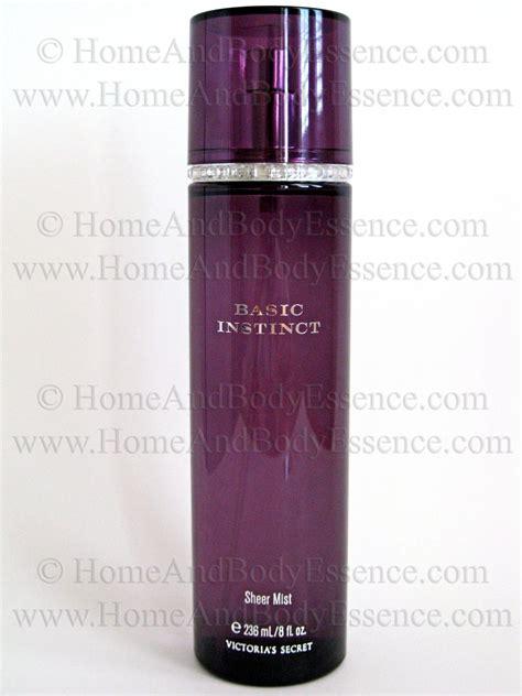Parfum Only Secret s secret basic instinct sheer fragrance mist