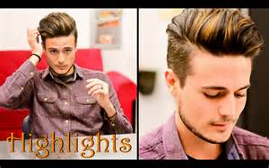 Galerry hairstyle boy 2016