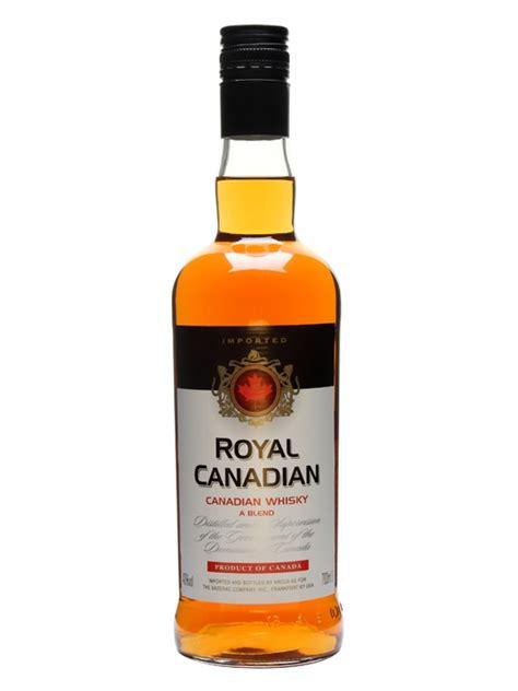 blended canadian whiskey royal canadian blended the exchange