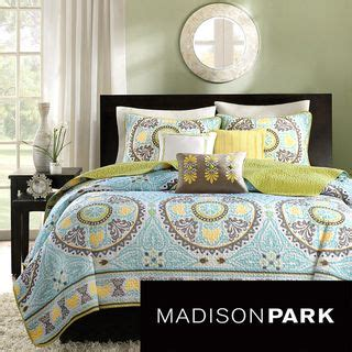 madison park bali 6 piece coverlet set by madison park