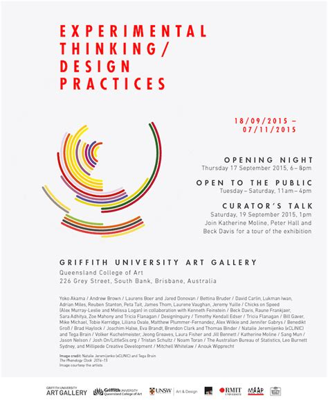 experimental design guidance experimental thinking design practices brisbane art guide