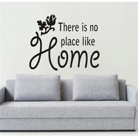 there is no place like home topwallstickers