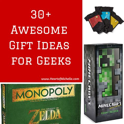 gift ideas for geeks 30 awesome gift ideas for geeks