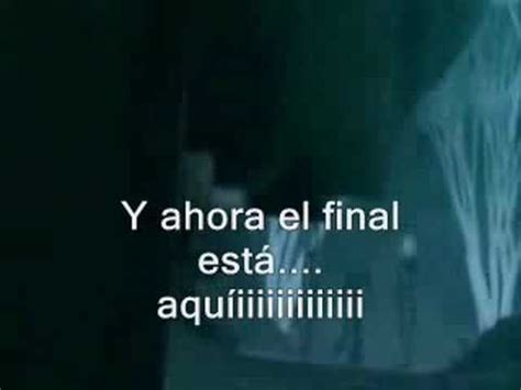 the end bullet for my bullet for my the end subtitulo al espa 241 ol