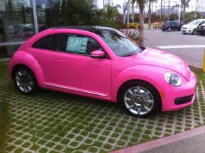new pink cars 2012 new vw beetle pink car wrap
