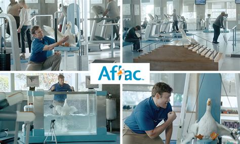 aflac commercial actress gym aflac commercial rents fitness equipment