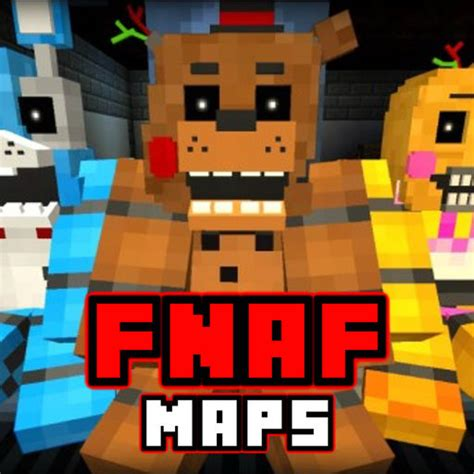 minecraft best maps fnaf maps for minecraft pe the best maps for minecraft