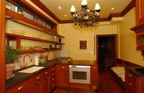 harlem brownstone traditional kitchen new york by