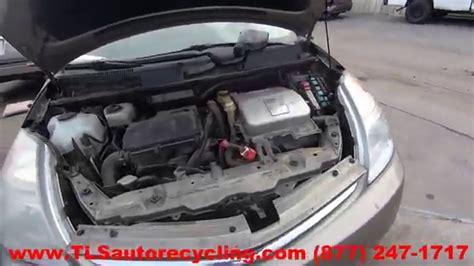 Battery For Toyota 2006 2006 Toyota Prius Battery Damaged Only G9510 47030