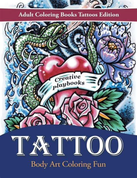 henna tattoo kit barnes and nobles tattoo body art coloring fun adult coloring books