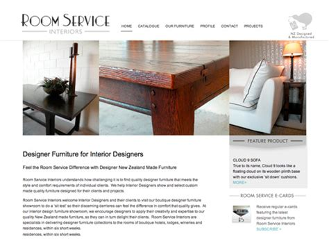 Chair Website Design Ideas Interior Design Furniture Web Site Design For Room Service Interiors 187 Duffy Design Duffy