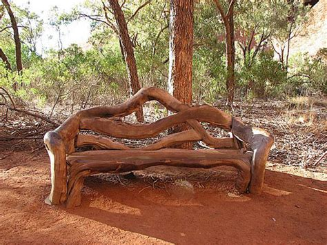 unique outdoor benches unique carved wooden bench durable and attractive wooden