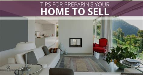 tips to start preparing your household to sell trashed tips for preparing your home to sell berkshire hathaway