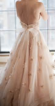 blush wedding dress wedding blush wedding dress wtoo 2066512 weddbook
