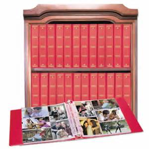 Photo Album Sets Deluxe Custom Filled 10 Album Matched Set Photo Albums Amp Slipcases Deluxe
