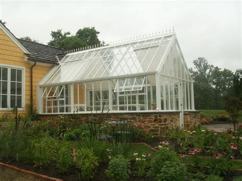 English Greenhouse Victorian Glasshouse Attached Home House Plans With Greenhouse Attached