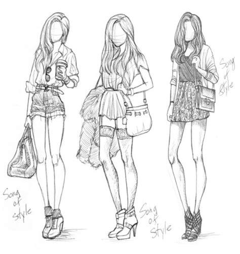 adorable, cute, drawings, fashion   image #742249 on Favim.com