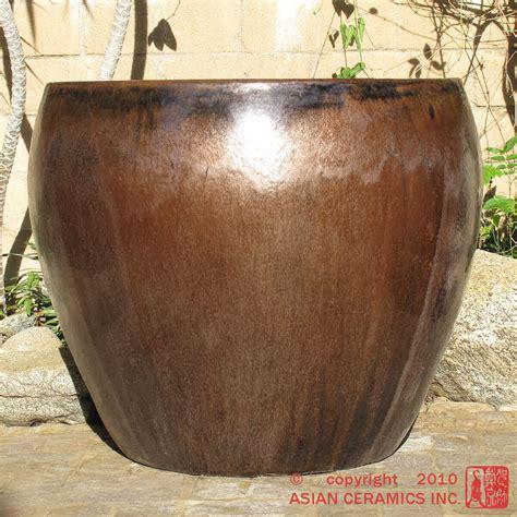 large ceramic plant pots