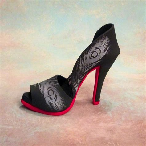 81 best images about gumpaste shoe on shoe