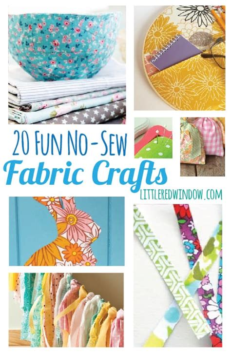 small craft projects with fabric two it yourself link it or lump it link 36 plus