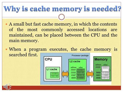 how is a s memory cache memory
