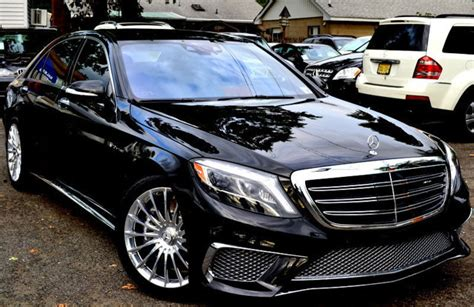 Amg V12 Biturbo S65 by 2015 Used Mercedes S65 Amg V12 Biturbo Rear