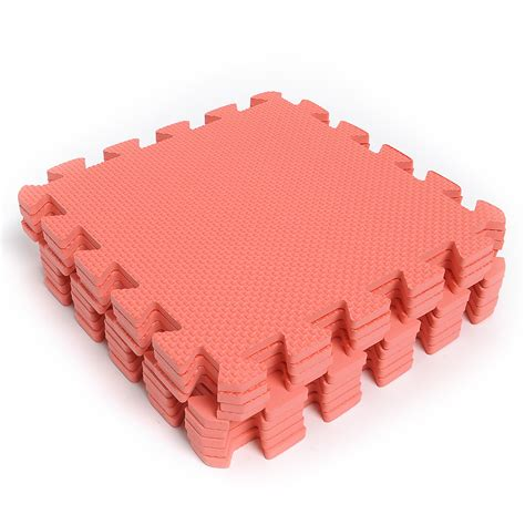 Puzzle Foam Mats by 9x Soft Foam Anti Fatigue Interlocking Floor Mats