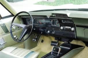 1968 impala interior 1968 chevrolet impala impala ss review pictures