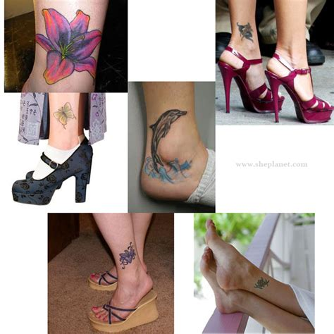 free ankle tattoo designs 25 free ankle designs for sheplanet