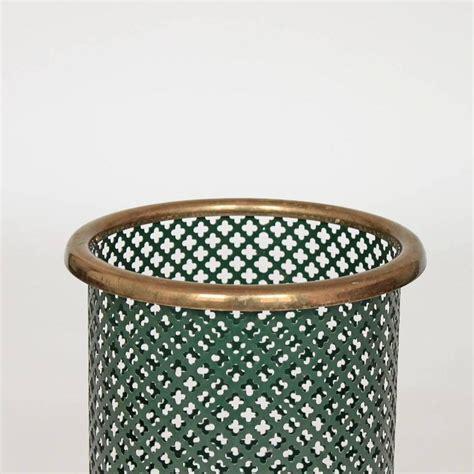 wastepaper basket as interesting as wastepaper baskets get at 1stdibs