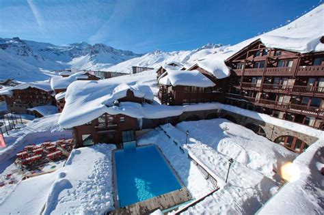 tignes appartments residence village montana tignes france skiworld