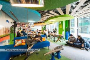 Google Office Interior by Google Office Interior 5