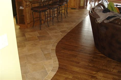 Floor Transition Ideas 1000 Images About Hardwood To Tile Floor Transitions On