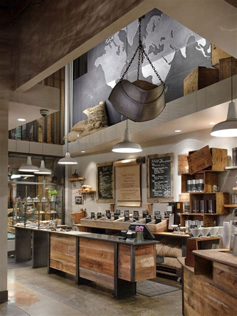 interior design coffee  tea shops