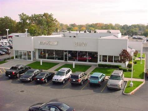 yark bmw service toledo yark bmw car dealership in toledo oh 43615 1803 kelley