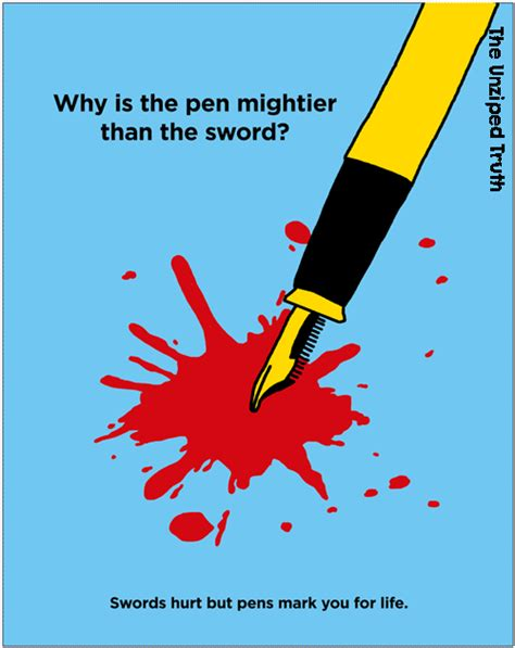 Pen Is Mightier Than Sword Essay by Why Is The Pen Mightier Than The Sword Huffpost
