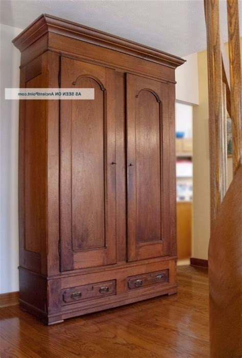 vintage wardrobe armoire antique wardrobe armoire antique armoires antique