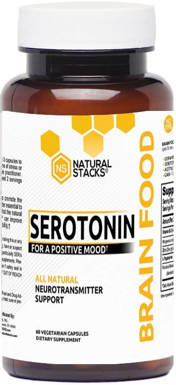 Serotonin Also Search For Dopamine Brain Food