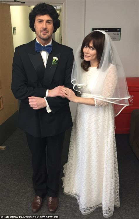 paddy mcguinness wedding photos anna friel lauds paddy mcguinness hunky physique daily