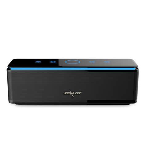 Bolead S7 Stereo Bluetooth Speaker zealot s7 speaker touch speakers bluetooth wireless 4 drivers audio home theatre