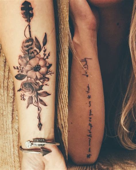 arrow tattoos for girls 22 awesome arrow tattoos for and awesome tat