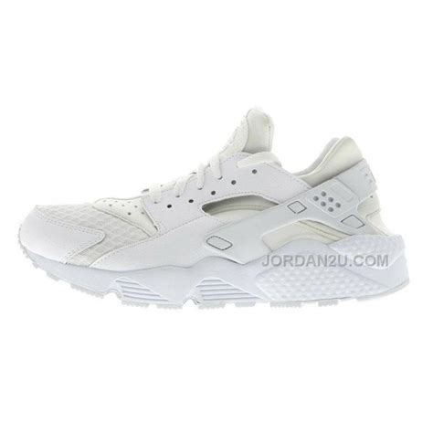white shoes for nike air huarache mens running shoes all white sneakers